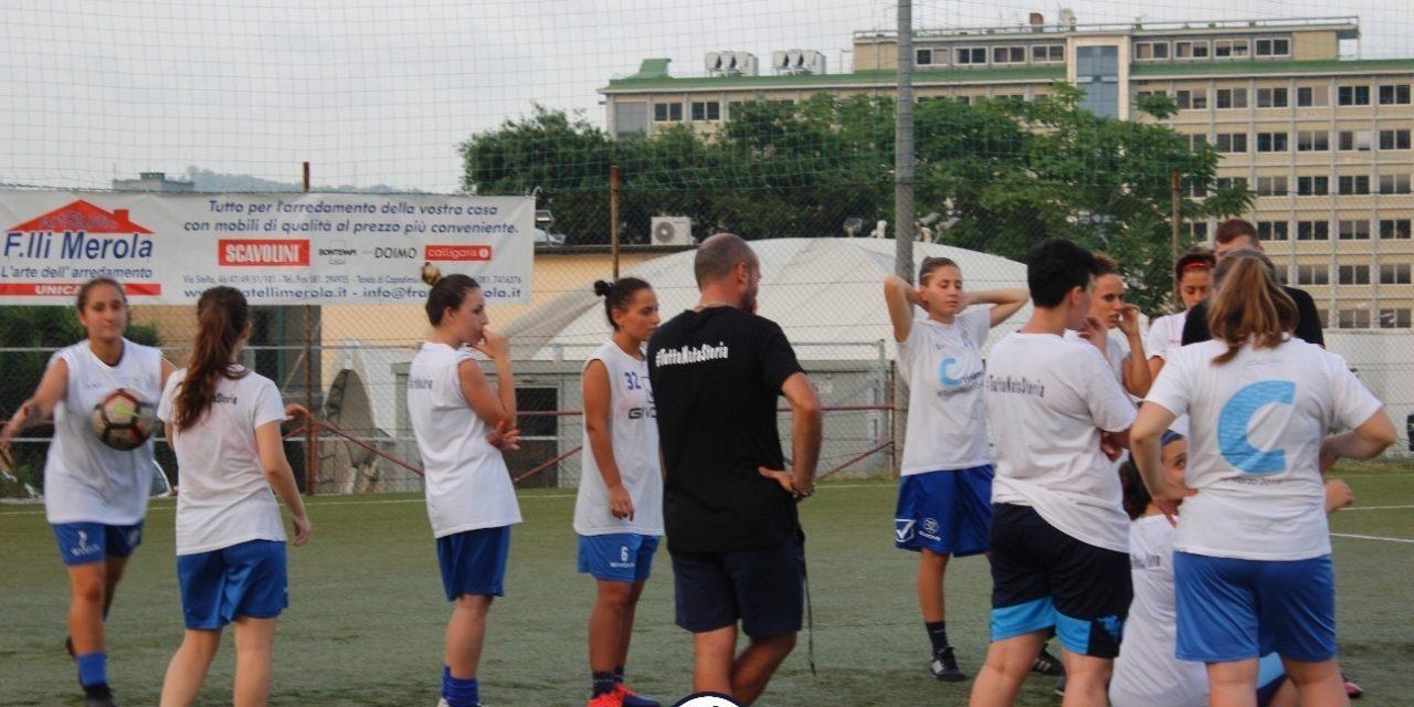 CALCIO FEMMINILE | Il Dream Team, in viaggio verso la Serie C