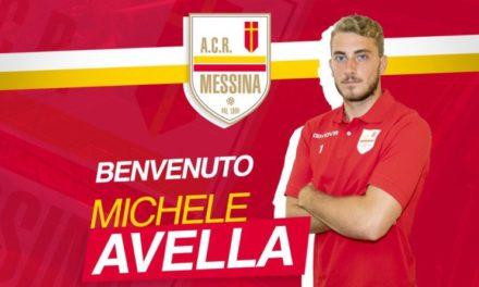 UFFICIALE  Serie D, colpo campano per il Messina: dalla Casertana arriva Avella