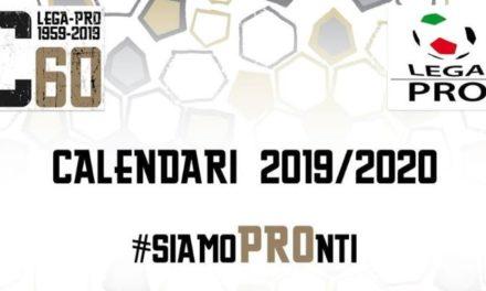 Calendari Serie C. Partenza impegnativa per le campane.