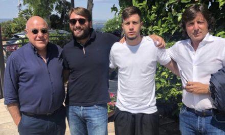Antonio Marino che salto: l'under campano va a Taranto