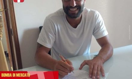 UFFICIALE | Serie D, Savoia: a centrocampo arriva l'esperto Luciani