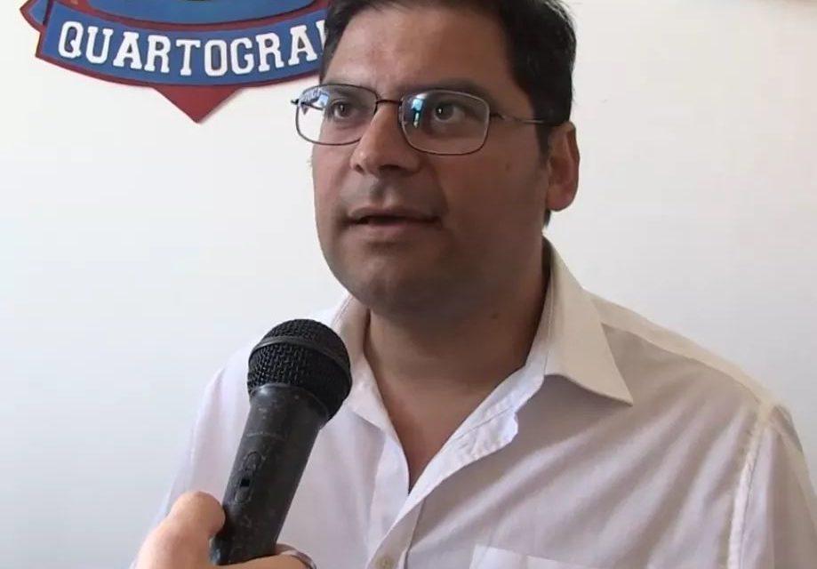 UFFICIALE  Il Quartograd ha scelto il nuovo tecnico. Torna Luigi Iaccarino