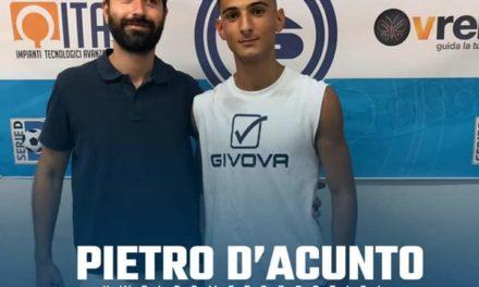 UFFICIALE | Serie D, Portici: dalla Promozione arriva il talento D'Acunto