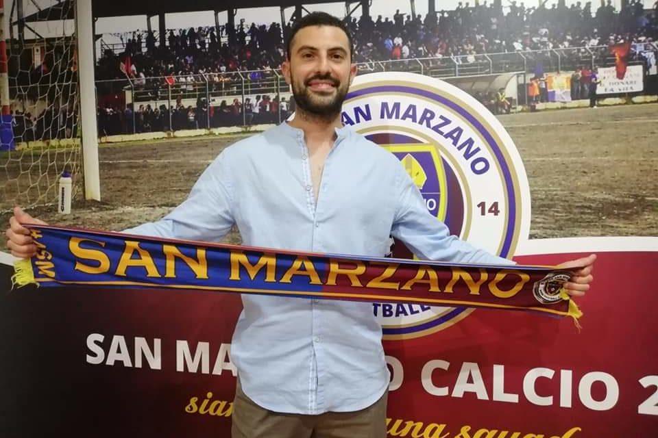 UFFICIALE| Il Per San Marzano ha il suo bomber. Rinnova Alfonso Annunziata