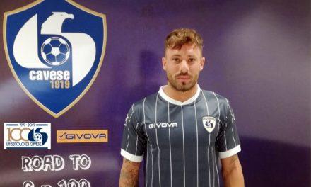 UFFICIALE | Serie C, Cavese: dal Fano arriva Lulli