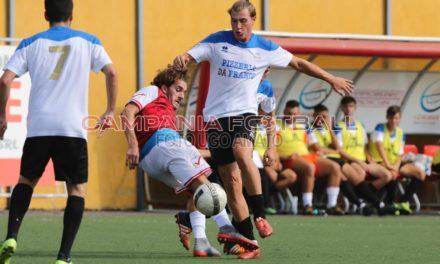 UFFICIALE | Promozione, Sant'Agnello Promotion: arriva un nuovo centrocampista