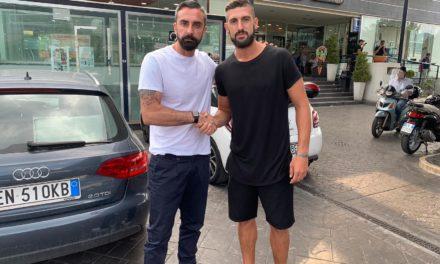 UFFICIALE| La Gelbison rinforza la difesa. Preso Antonio Battaglia