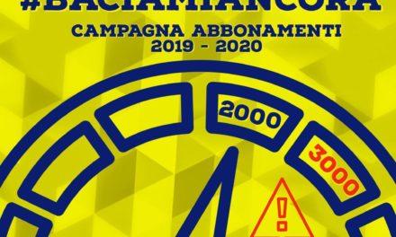 UFFICIALE| Juve Stabia, quota 2000 abbonamenti con aggiunta di premio per i tifosi
