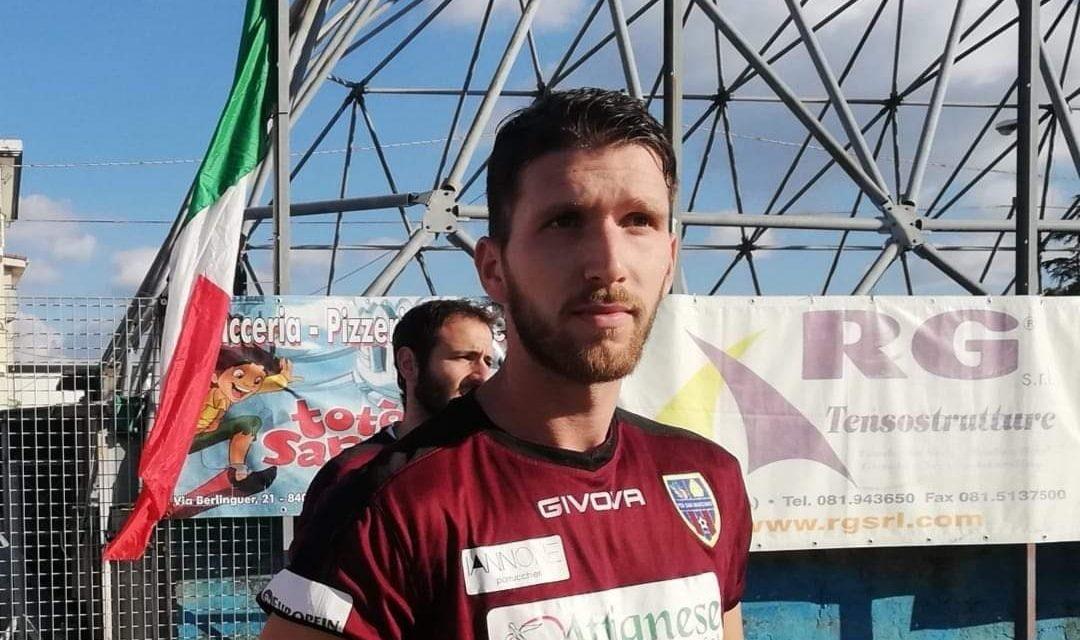 UFFICIALE| Rinforzo in difesa per il Terzigno. Preso Manuel Santaniello