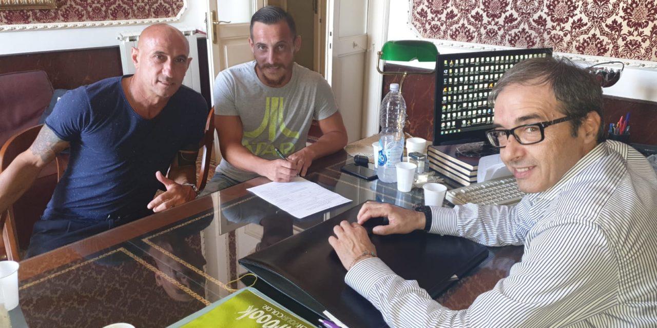 UFFICIALE | Afragolese, preso il centrocampista Viscido