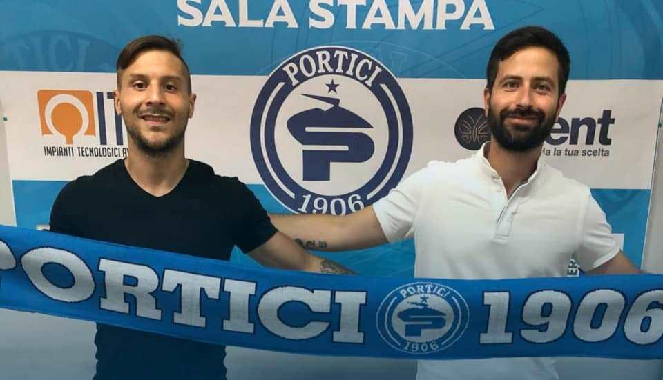Ufficiale – Serie D, Portici: firma un ex calciatore di Atletico Madrid e Roma
