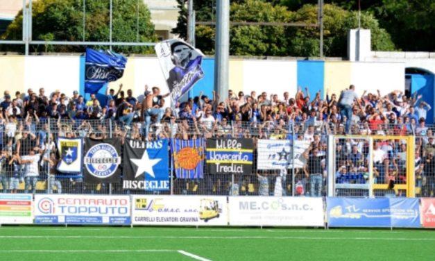 Bisceglie riammesso in Serie C, aumentano le speranze del Gladiator