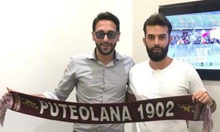 UFFICIALE| Puteolana arriva il colpo in difesa. Preso Marco Cassandro