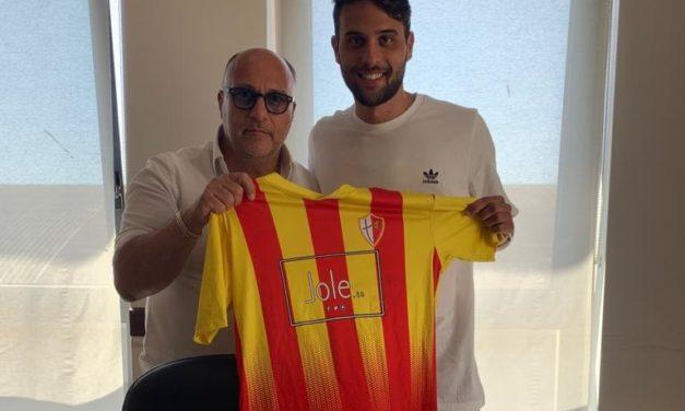 UFFICIALE | Promozione, Luca Citro è il nuovo puntero del Giffoni Sei Casali