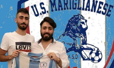 UFFICIALE| Colpo in difesa per la Mariglianese. Arriva Gianluca Cossentino