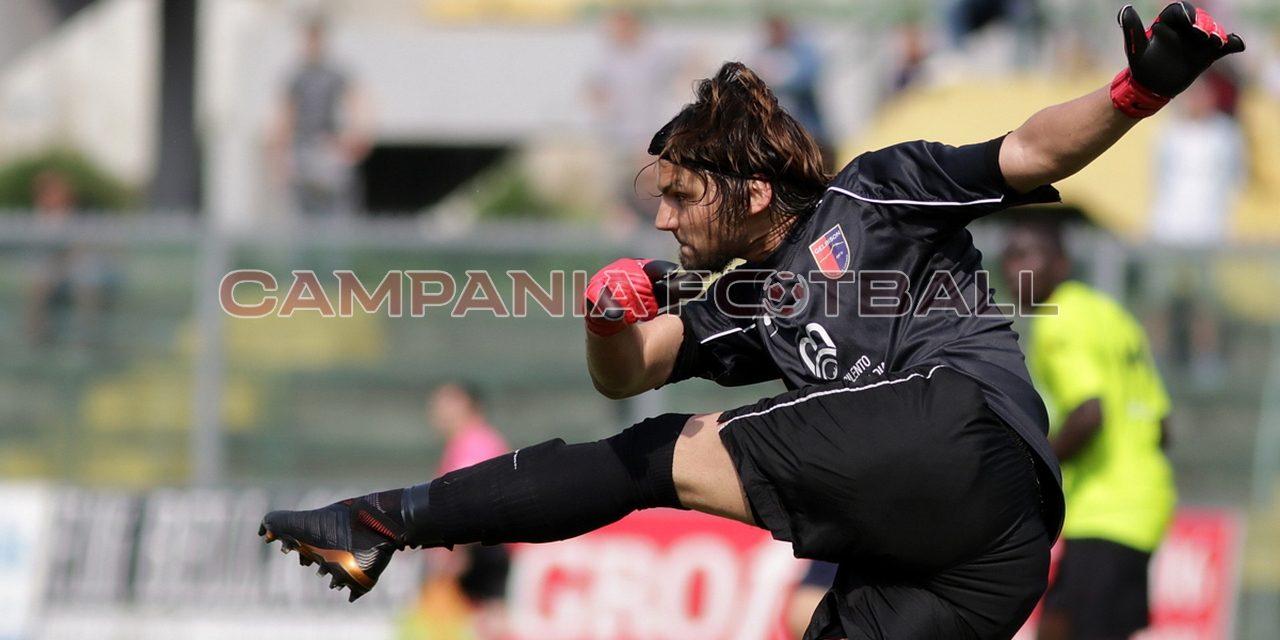 Serie D, Gelbison sei una muraglia: zero gol subiti, record in Italia!