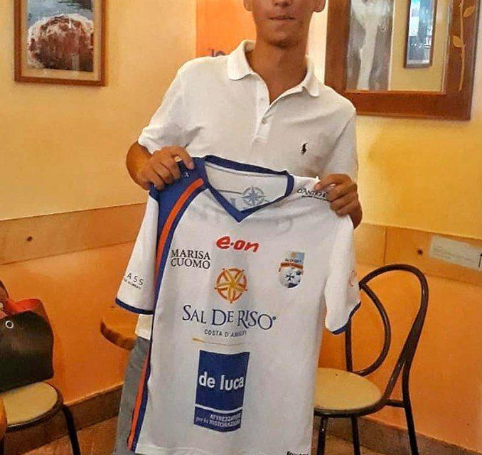 UFFICIALE  Costa d'Amalfi, preso il difensore Antonio De Martino