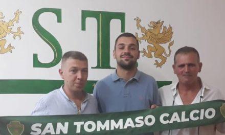 UFFICIALE| San Tommaso. Colpo under in difesa, preso Giuseppe Iaquinto