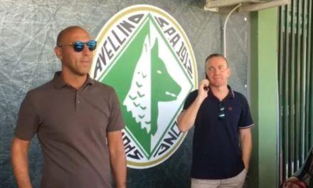 Avellino, svolta definitiva per la panchina: arriva il duo Ignoffo-Cinelli