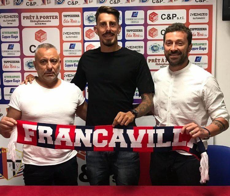 UFFICIALE | Serie D, bomber Domenico Maggio approda al Francavilla