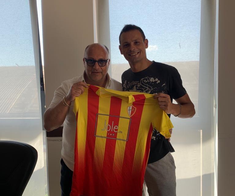 UFFICIALE   Promozione, il Giffoni Sei Casali veste di giallorosso Gianluigi Orabona
