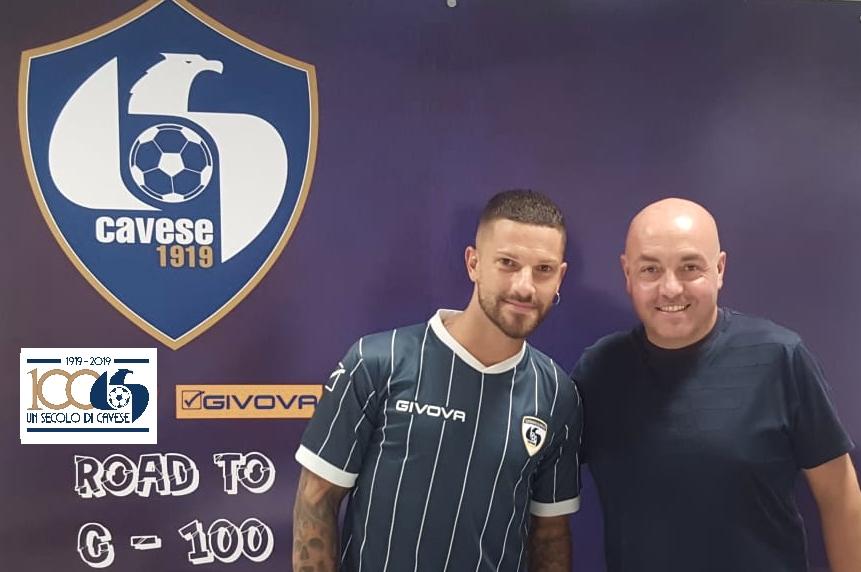 Cavese, arriva un ex protagonista del Napoli in Serie A