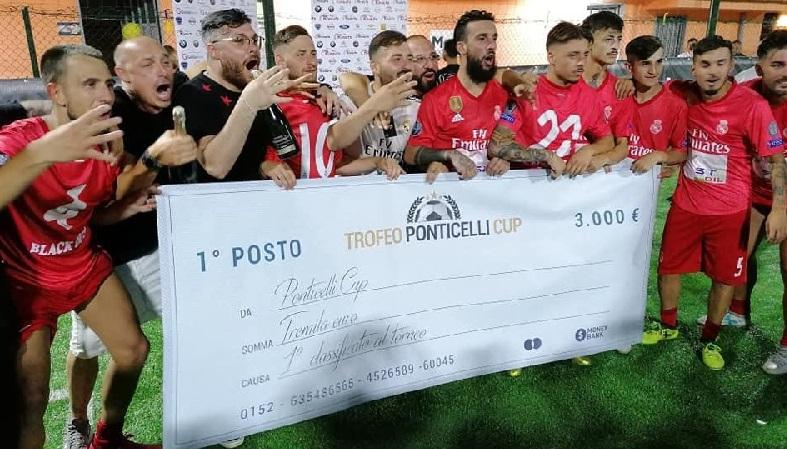 """Finale """"Ponticelli Cup-Lello Perinelli"""". Scielzo trascina la Black Out al trionfo"""