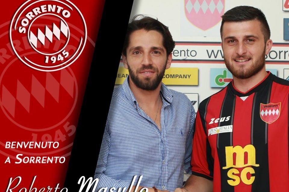 UFFICIALE – Serie D, Sorrento: dalla C arriva un difensore di spessore