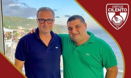 UFFICIALE | Promozione, l'ex Gelbison Ugo Schiavo nuovo dg della Virtus Cilento