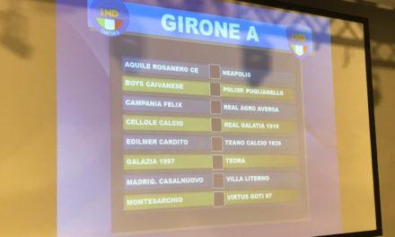 Promozione Girone A 2019/20: guarda le prime 2 giornate