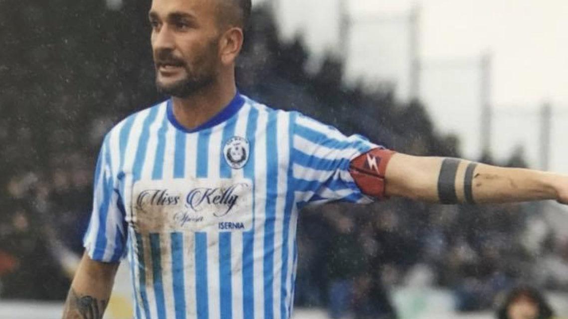Panico lascia l'Albanova: la punta torna nel campionato molisano