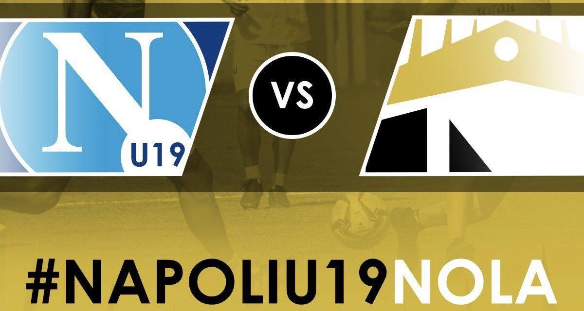 Nola, il 21 Agosto in programma un test match col Napoli U19