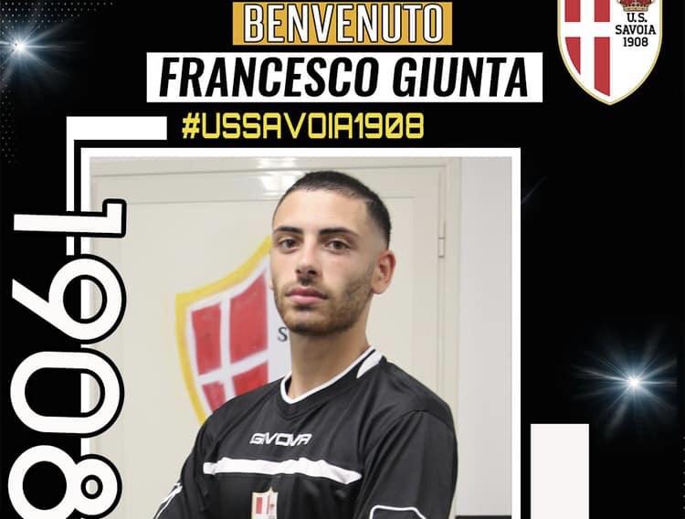 UFFICIALE | Savoia, arriva Francesco Giunta
