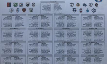 Eccellenza Girone A 2019/20: guarda il calendario completo