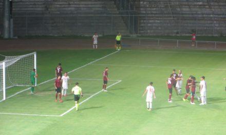 VIDEO | Arezzo-Turris 1-0: gol e highlights