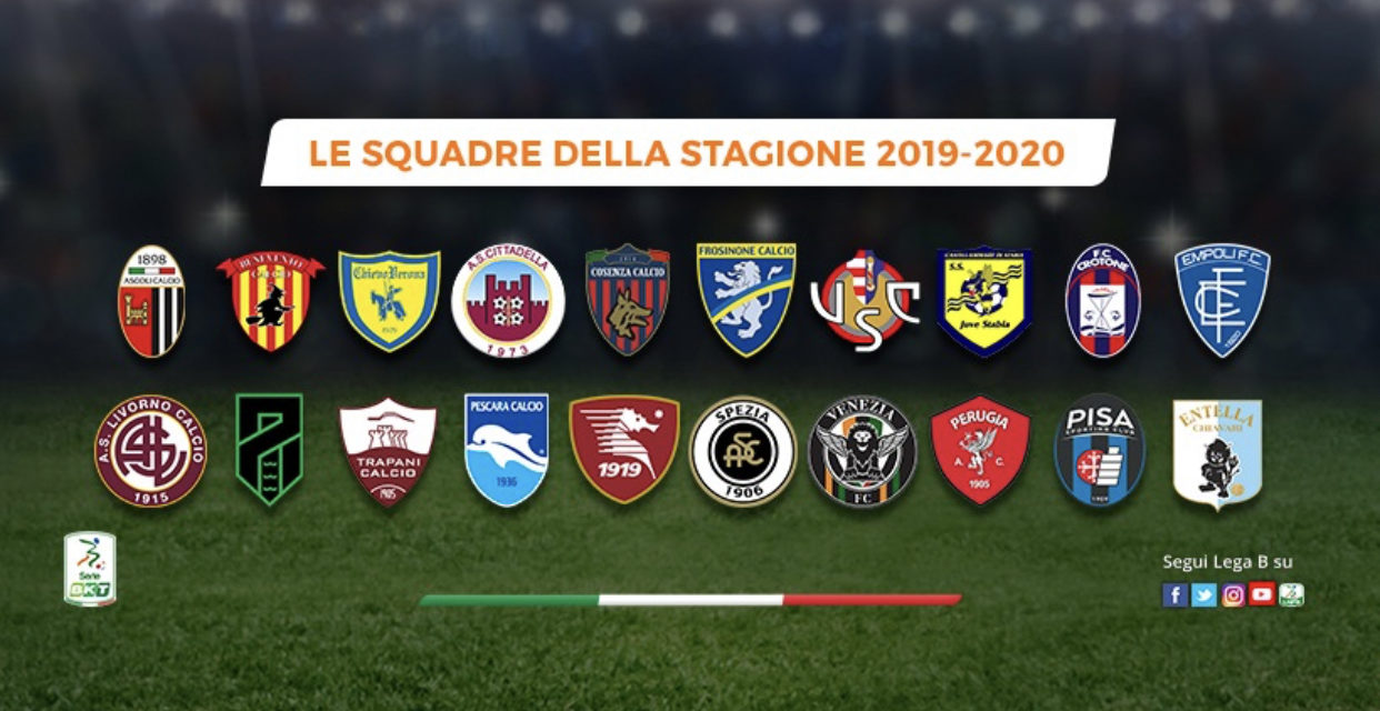 Serie B, prima giornata: Salernitana ospita il Pescara, Benevento e Juve Stabia in Toscana