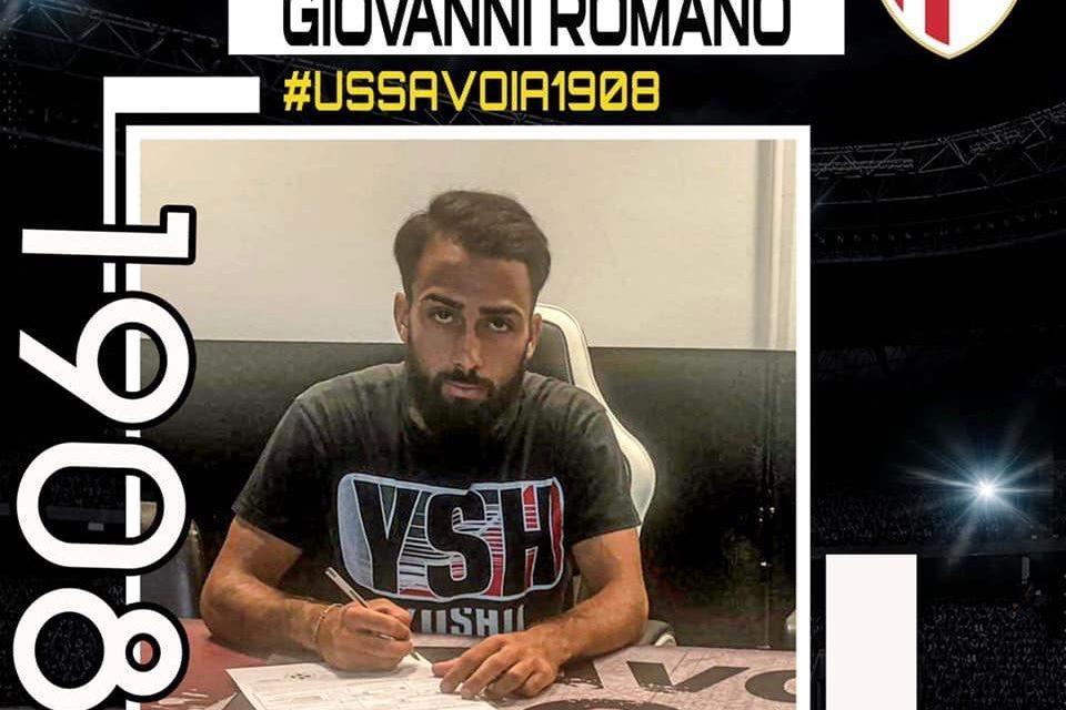 UFFICIALE   Il Savoia prende Giovanni Romano: confermata l'anteprima CF