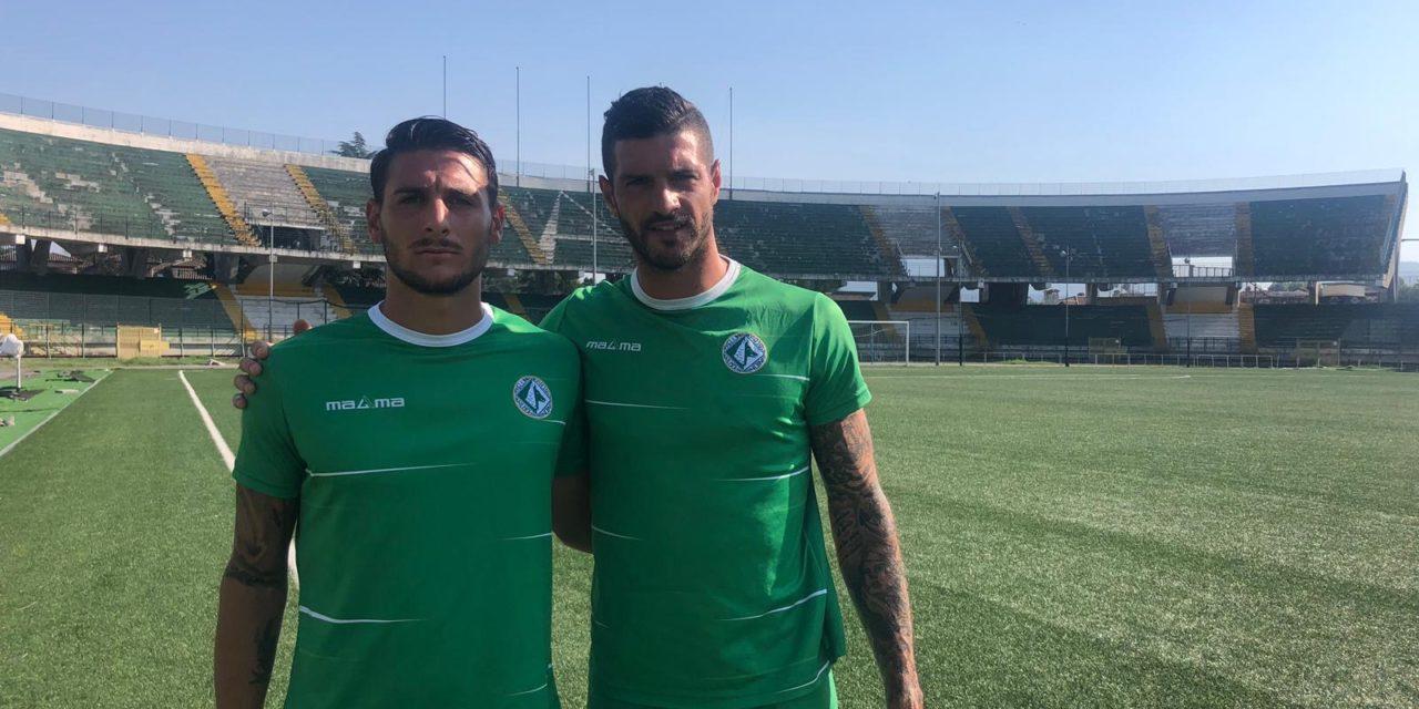 UFFICIALE – Serie C, Avellino: difesa rinforzata con Laezza e Tonti