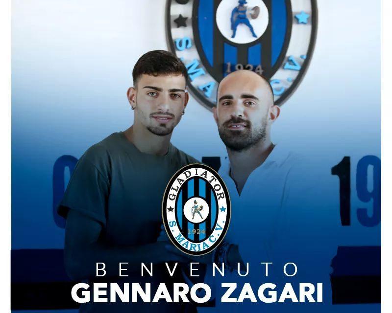 UFFICIALE – Giovane talento per i pali del Gladiator. Arriva Gennaro Zagari