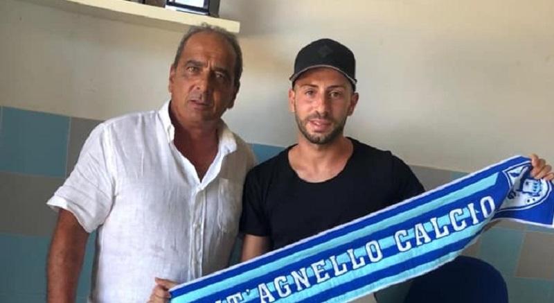 UFFICIALE – Sant'Agnello, colpo importante per la mediana. Arriva Domenico Ferrentino