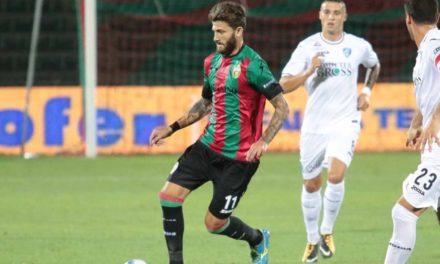 UFFICIALE – Rinforzo in attacco per l'Avellino. Arriva Diego Albadoro