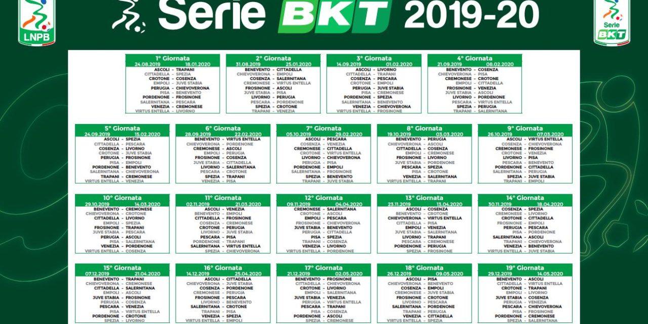 Calendario Di Serie B.Serie B Via Alle Danze Ecco Il Calendario Della Stagione