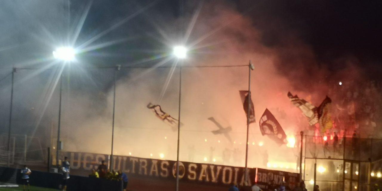 LIVE – Coppa Italia Serie D, Savoia-Gelbison