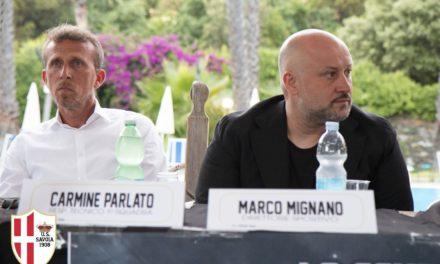 """Savoia nel girone I di Serie D,  Mignano e Parlato: """"C'era la sensazione di capitare nel girone siciliano"""""""