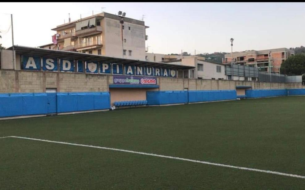 """Il Pianura avrà il suo fortino anche in Promozione. C'è l'ok per il """"Simpatia""""."""