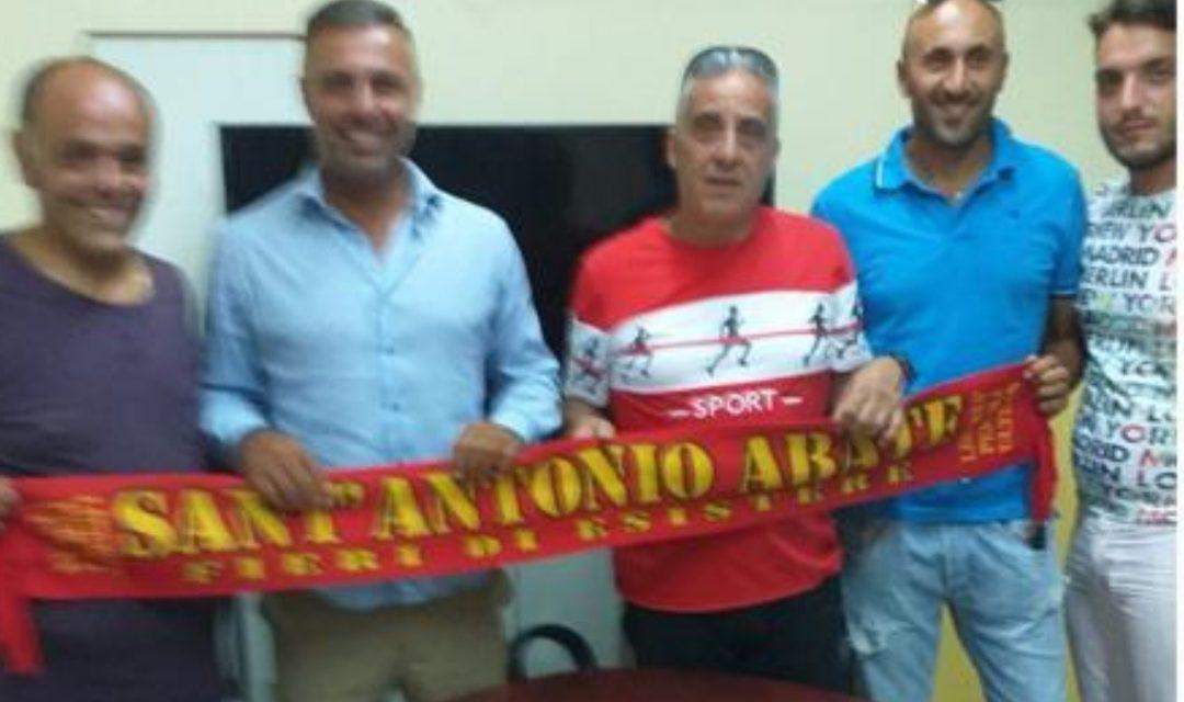 Sant'Antonio Abate. Scelta la guida tecnica, Antonino Amarante nuovo allenatore giallorosso