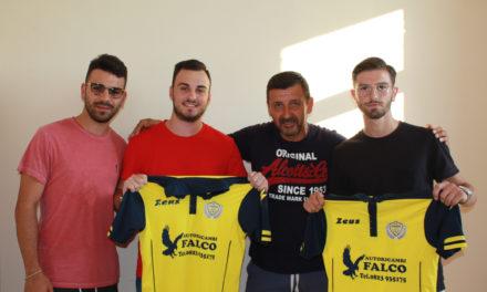 UFFICIALE – Due innesti per la Sessana. Ritorno in gialloblu per Grimaldi e Zampi