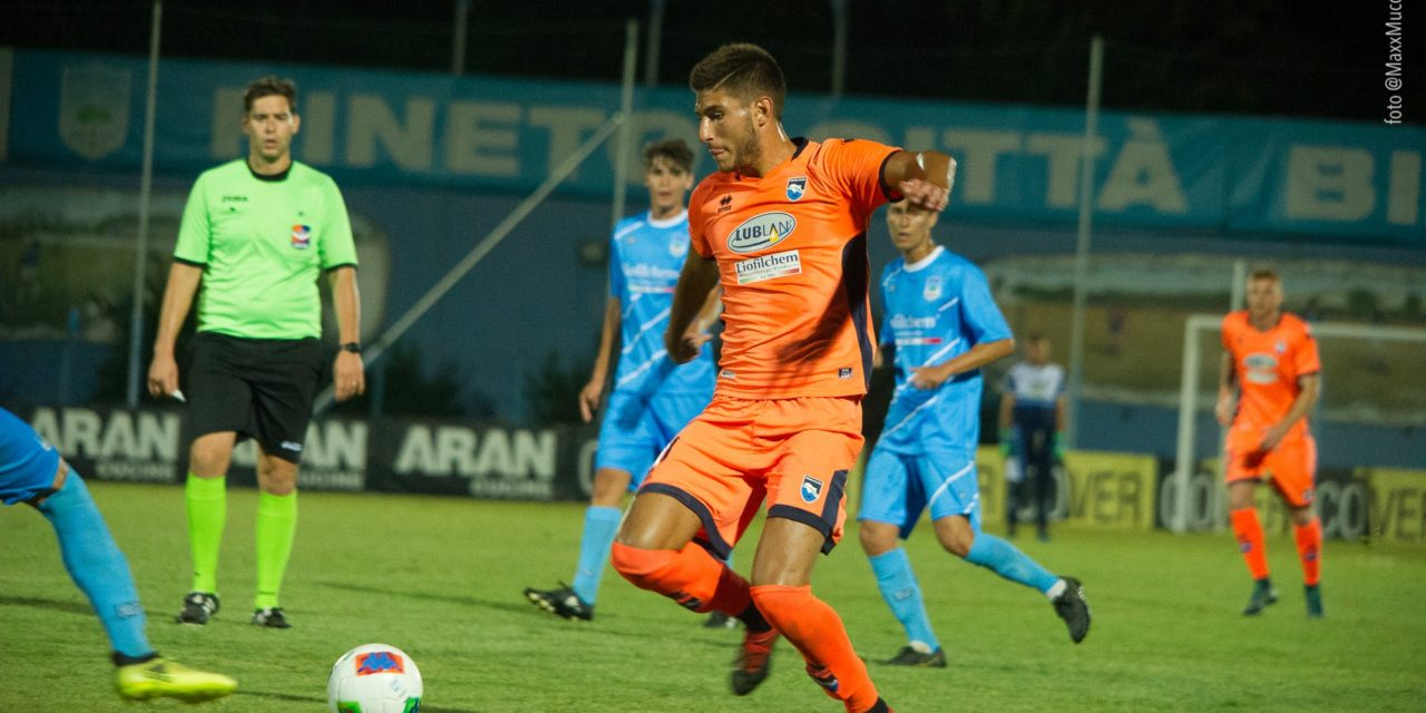 Serie B, Pescara: Borrelli decisivo nell'amichevole col Pineto