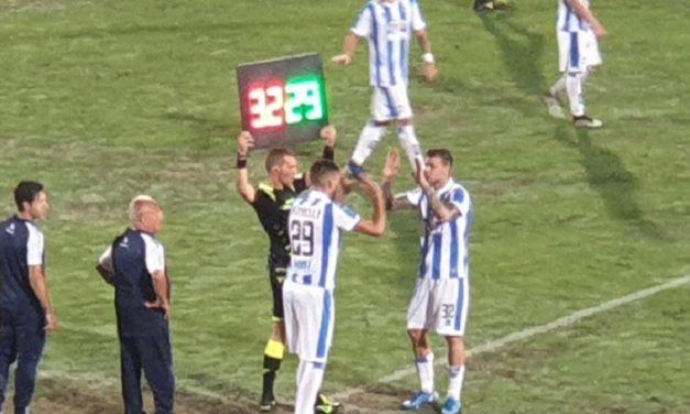Il sogno di Borrelli continua. La giovane punta festeggia l'esordio in Coppa Italia
