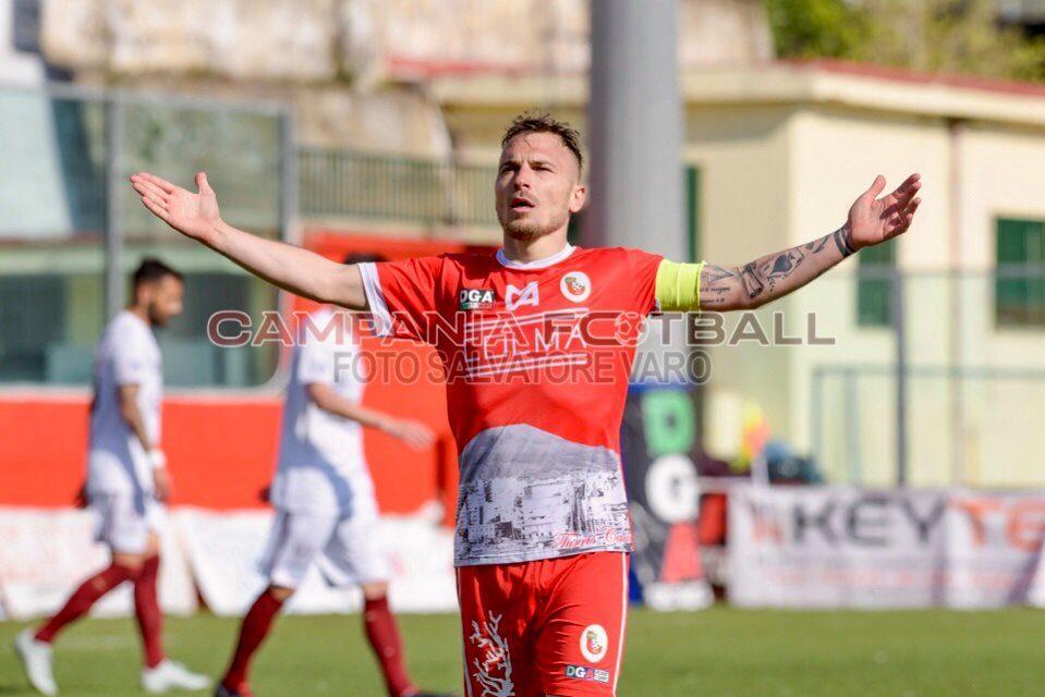 Serie D, Fabio Longo da record: entra negli annali la sua rete al Ladispoli